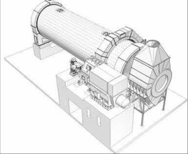 Dal Technic Machinery - Cement Mill